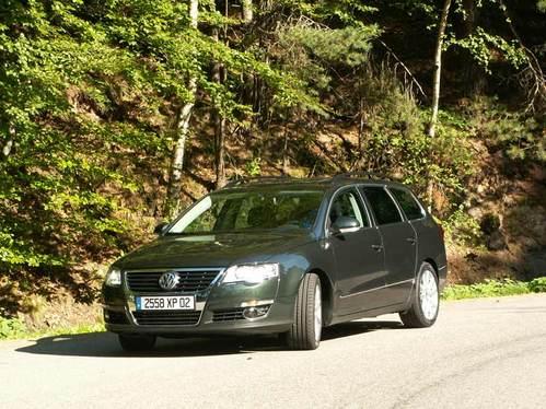 Essai - Volkswagen Passat SW : un vrai break
