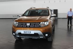 Salon de Francfort 2017 : Dacia Duster 2: découvrez tous ses secrets