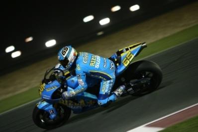 Moto GP - Test nocturne Qatar: Suzuki à d'autres préoccupations