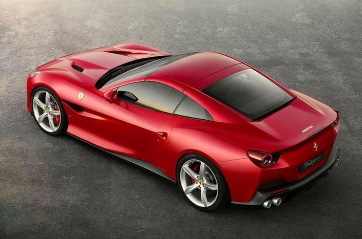 Salon de Francfort 2017 - Ferrari Portofino: affinée