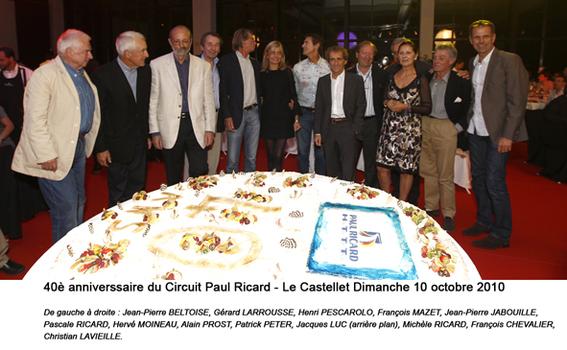 Vu par Jean-Marie Farina : les 10 000 tours du Castellet, du grand art