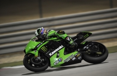Moto GP - Test nocturne Qatar: West, premier à chuter à la belle étoile