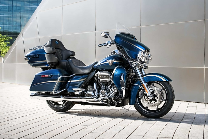 Harley Davidson: les CVO 2018 en détails