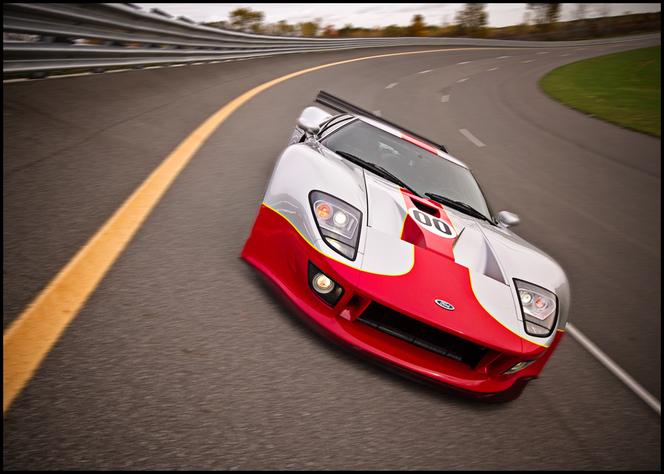 RH Motorsports propose des Ford GT GT1 et GT3 de route