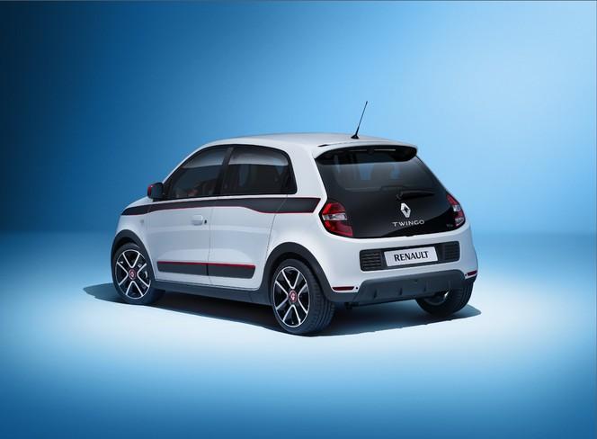 Toutes les nouveautés du salon de Genève 2014 - Renault Twingo : vedette
