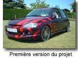 Peugeot 106 Focal :   ouvrez bien vos yeux et vos oreilles !