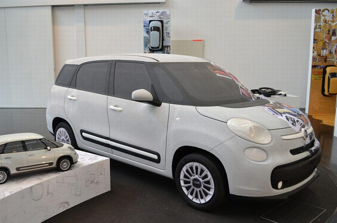 Les 3 futures versions de la Fiat 500