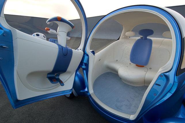 Salon de Tokyo : Nissan dévoilera le prototype écolo et futuriste Pivo 2