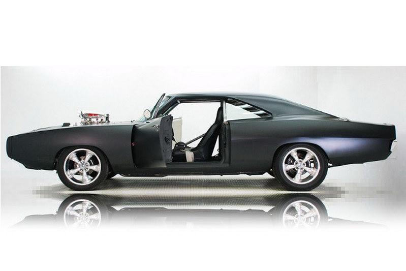 vin diesel muscle car