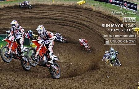 Motocross : les images des Grand-Prix deviennent payantes