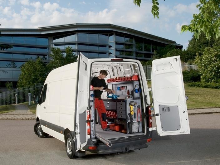 Amenagement Des Vehicules Utilitaires Indispensables Cloisons