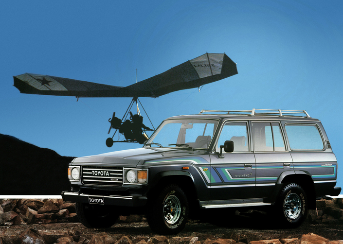In 1985, the Toyota Land Cruiser was the first turbo-diesel passenger car with direct injection.