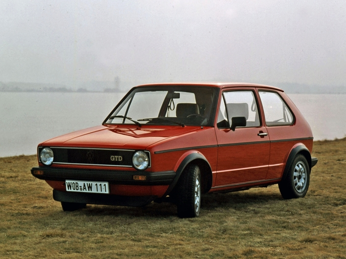 In 1982, the VW Golf GTD was the first compact turbo-diesel.