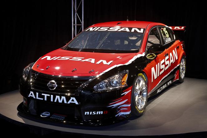 V8 Supercars - Nissan dévoile son Altima