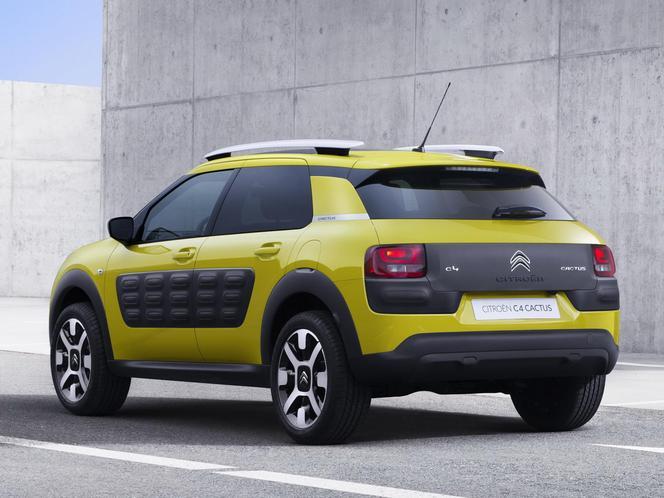 Nouvelle Citroën C4 Cactus: fuite(s) première(s)! [Ajout photos]