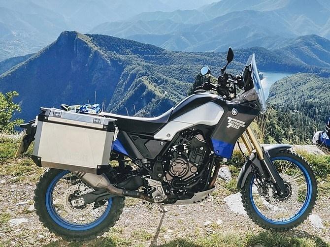 Nouveauté - Yamaha: les lancements du Salon de Milan en direct sur le web!