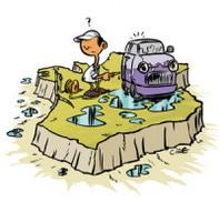 Baromètre IRSN 2007 : la dégradation de l'environnement devient la 3e préoccupation des Français