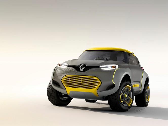 """Renault Kwid: le concept """"qui valait 5000 €"""""""