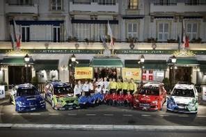 WRC Monte-Carlo shakedown : Sordo mène la troupe, les Subaru en embuscade
