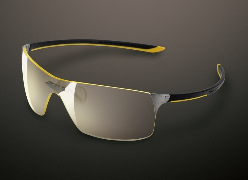 TAG Heuer Eyewear présente la Squadra Night Vision