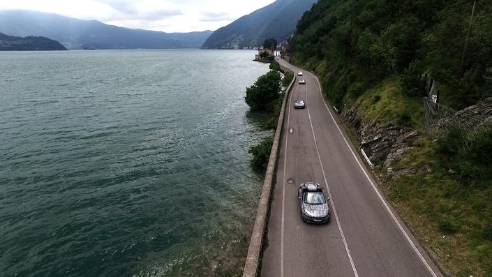 BMW annonce l'i8 Spyder
