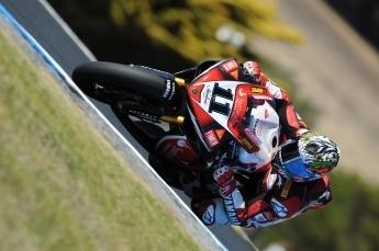 Superbike - Phillip Island D.2: Yamaha a travaillé sur la course