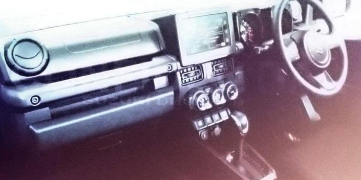 Surprise : le futur Suzuki Jimny se dévoile