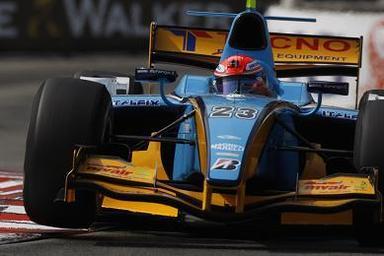 GP2 - Nelson Panciatici: Dur apprentissage à Monaco