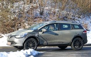 Scoop : le futur Renault Captur déguisé en Clio