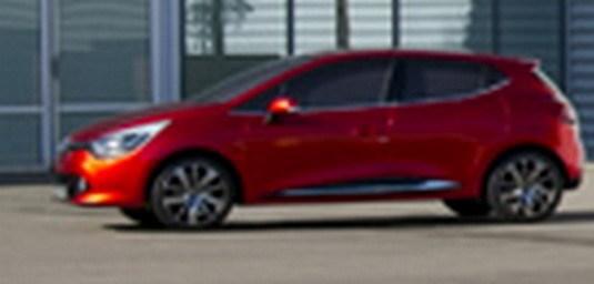 Surprise : est-ce là la Renault Clio IV ?
