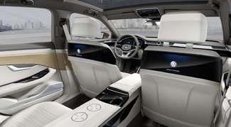 Shanghai 2015 : Volkswagen C Coupé GTE Concept, hybride et statutaire