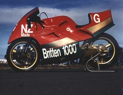 Retour sur la Britten V1000
