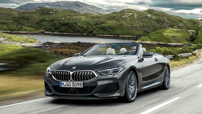 BMW dévoile la Série 8 cabriolet