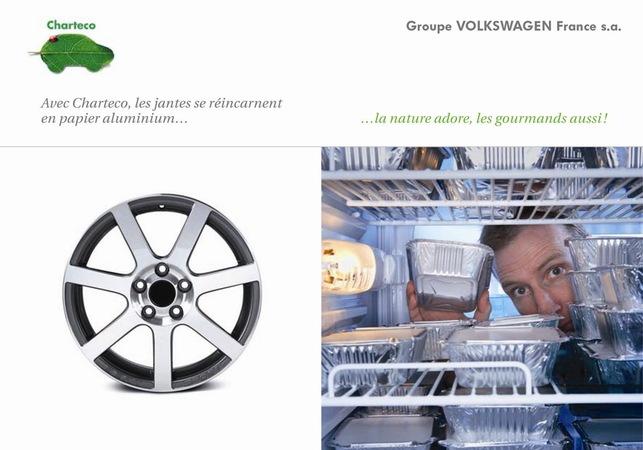 Volkswagen : le concept Charteco célèbre son anniversaire. 15 ans déjà !