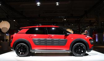 Vidéo - Caradisiac à bord de la Citroën C4 Cactus :  toutes les infos