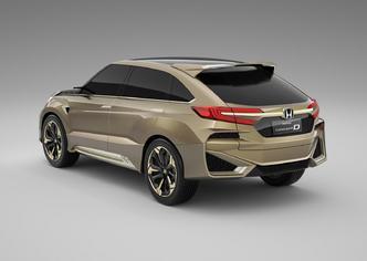 Shanghai 2015 : Honda Concept D, futur SUV haut de gamme pour la Chine