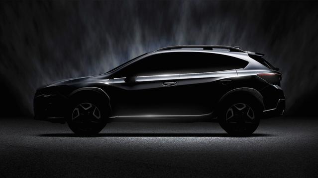 Salon de Genève 2017 : Subaru annonce le nouveau XV