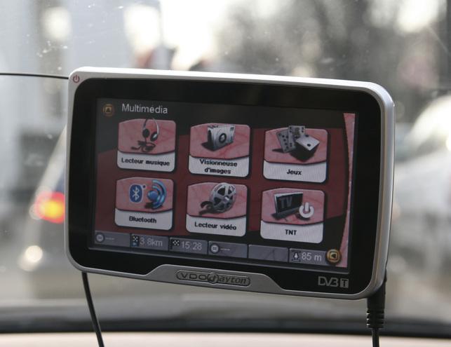 GPS VDO Dayton PN 6000: l'essai