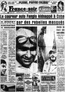 Night Road - Cuando los rebeldes de Castro secuestran a Fangio
