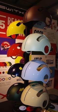 Salon de Milan en direct: Nexx personnalisable