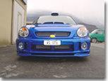 Subaru Impreza WRX : 100 % rallye