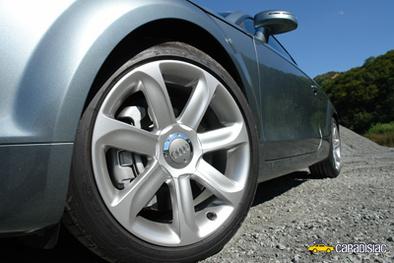 Test Audi TT 2: un TT tentant. 1