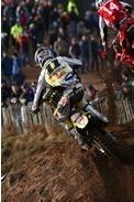 MX à Hawkstone Park - Le podium pour Ramon et sa Suzuki
