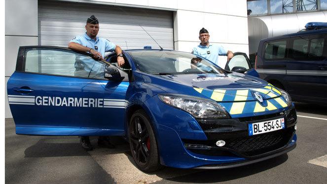 Vidéo : Caradisiac à bord de la Mégane RS de la gendarmerie