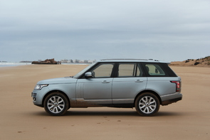 Essai - Land Rover Range Rover 4 : god save the Range