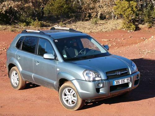 Essai - Hyundai Tucson 2.0 CRDi 140 ch : montée en puissance
