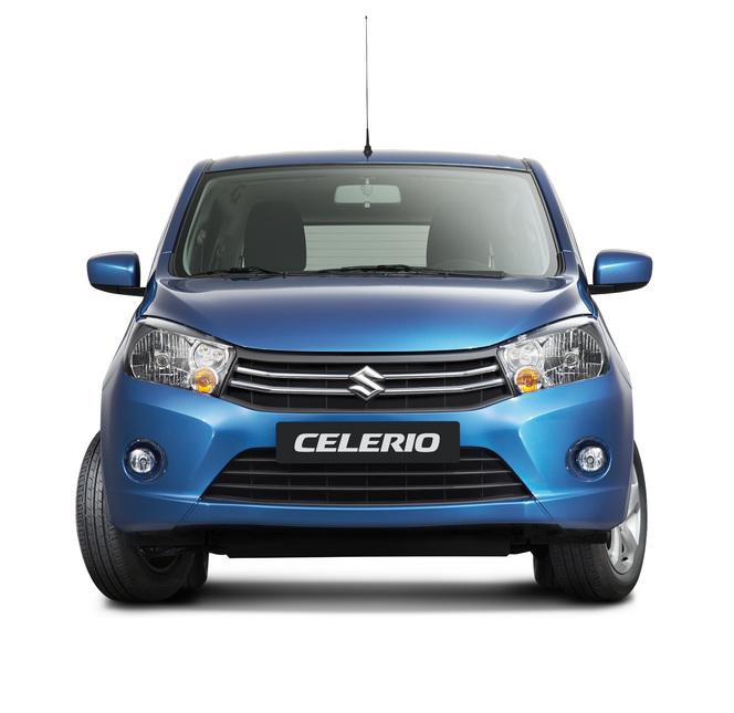 Salon de Genève 2014 - Suzuki Celerio: encore une nouvelle citadine