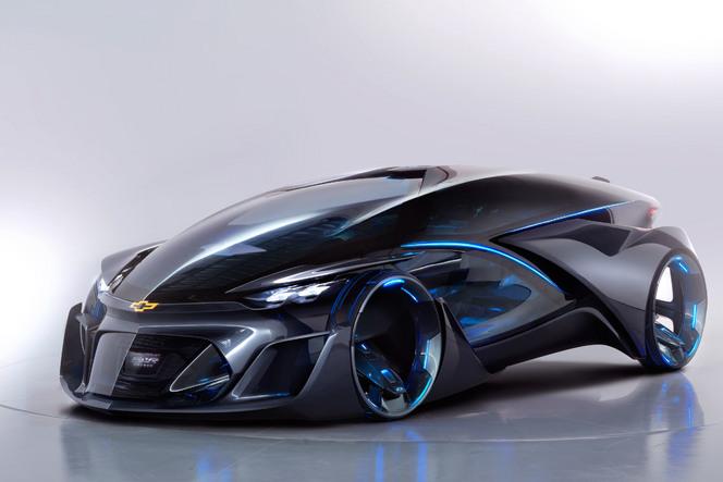 Shanghai 2015 : Chevrolet FNR Concept, le futur est là