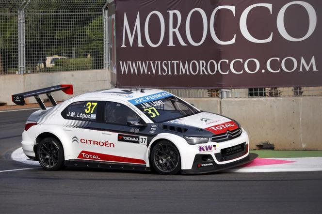 Sport - Résultats du week-end : WTCC Maroc et GT Tour Lédenon