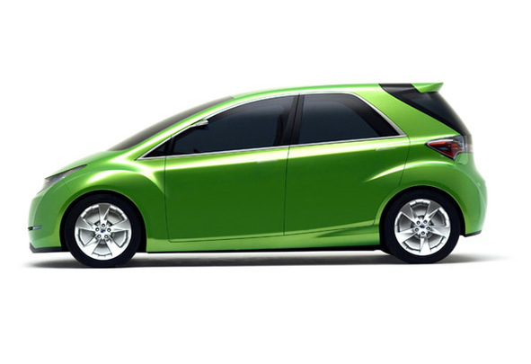 Salon de Tokyo : Subaru G4e, le concept-car vert en première mondiale